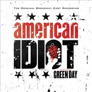 Обложка альбома American Idiot [The Original Broadway Cast Recording]