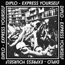 Обложка альбома Express Yourself
