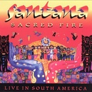Обложка альбома Sacred Fire: Santana Live in South America