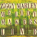 Обложка альбома Ziggy Marley & the Melody Makers Live, Vol. 1