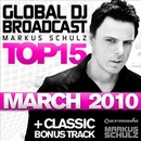 Обложка альбома Global DJ Broadcast Top 15: March 2010