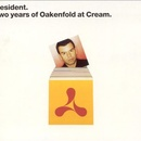 Обложка альбома Resident: Two Years of Oakenfold at Cream