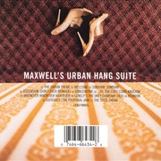 Обложка альбома Maxwell's Urban Hang Suite