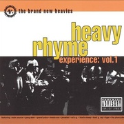 Обложка альбома Heavy Rhyme Experience, Vol. 1