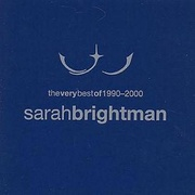 Обложка альбома The Very Best of Sarah Brightman, 1990-2000