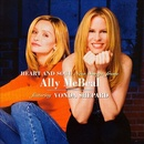 Обложка альбома Heart and Soul: New Songs from Ally McBeal Featuring Vonda Shepard