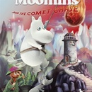 Обложка альбома Moomins and the Comet Chase