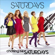 Обложка альбома Chasing the Saturdays