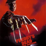 Обложка альбома Freddy's Dead: The Final Nightmare