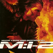 Обложка альбома Mission: Impossible II