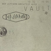 Обложка альбома Vault: Def Leppard Greatest Hits