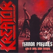 Обложка альбома Terror Prevails: Live at Rock Hard Festival