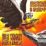 Обложка альбома Bullet Symphony: Horns and Halos #3