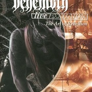Обложка альбома Live Eschaton: The Art of Rebellion [DVD]
