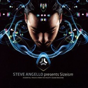 Обложка альбома Sizeism: Mixed by Steve Angello