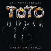 Обложка альбома 25th Anniversary: Live in Amsterdam