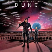 Обложка альбома Dune [Original Motion Picture Soundtrack]