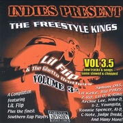 Обложка альбома The Freestyle Kings, Vol. 3.5