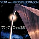 Обложка альбома Arch Allies: Live at Riverport