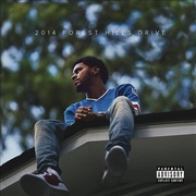 Обложка альбома 2014 Forest Hills Drive