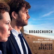 Обложка альбома Broadchurch [Music from the Original Soundtrack]