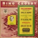Обложка альбома Bing Crosby Sings The Song Hits From Broadway
