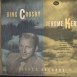 Обложка альбома Sings Songs By Jerome Kern