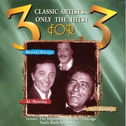 Обложка альбома 3 for 3: Robert Goulet, Tony Bennett & Al Martino
