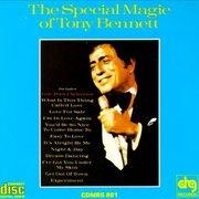 Обложка альбома The Special Magic of Tony Bennett
