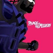 Обложка альбома Peace Is the Mission