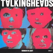Обложка альбома Remain in Light