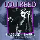 Обложка альбома Hassled In April: Live In Chicago 1978