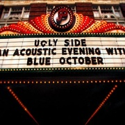 Обложка альбома Ugly Side: An Acoustic Evening with Blue October