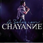 Обложка альбома A Solas con Chayanne